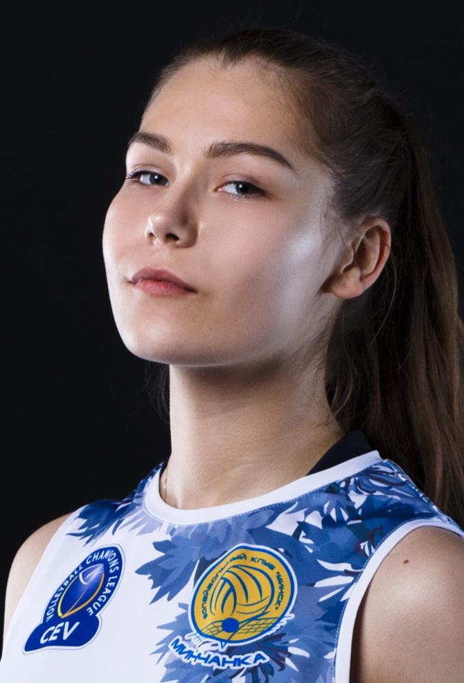 Тимофеева Марианна